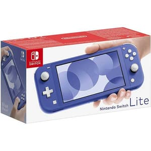 Consola portabila Nintendo Switch Lite blue