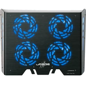 """Cooler laptop gaming HAMA uRage Freezer 600 Metal, iluminare, 17"""", negru"""