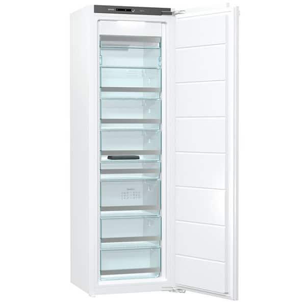 Congelator incorporabil GORENJE FNI5182A1, No Frost, 212 l, H 177.2 cm, Clasa A++, alb