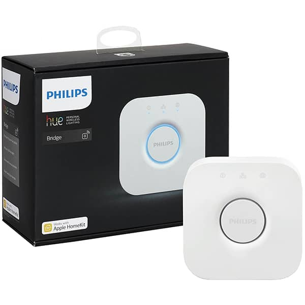 Consola PHILIPS Hue Bridge, Wi-Fi, alb