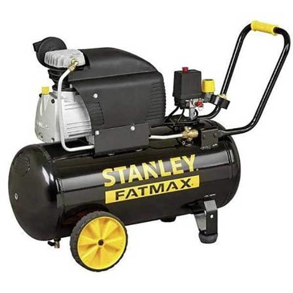 Compresor aer STANLEY FatMax D 211/8/50S, Electric, cu ulei, 50 litri, 2 CP, 8 Bar