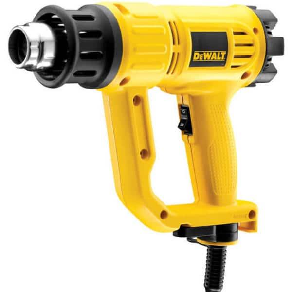 Pistol cu aer cald DEWALT D26411, 1800W, 450 l/min, 600 C