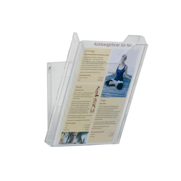 Tavita documente suplimentara DURABLE Combiboxx, plastic, transparent