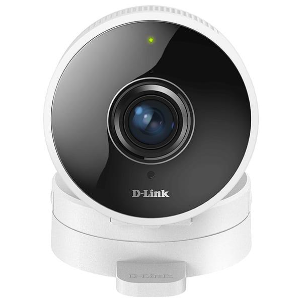 Camera IP Wireless D-LINK DCS-8100LH, HD 720p, 180 grade, IR, zi/noapte