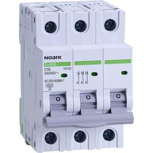 Siguranta automata modulara NOARK 102169, 3P, 16A, curba C