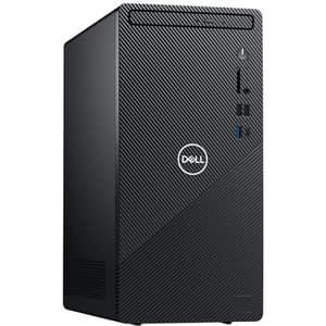 Sistem Desktop PC DELL Inspiron 3881, Intel Core i5-10400F pana la 4.3GHz, 8GB, 1TB + SSD 256GB, NVIDIA GeForce GTX 1660 Super 6GB, Windows 10 Home