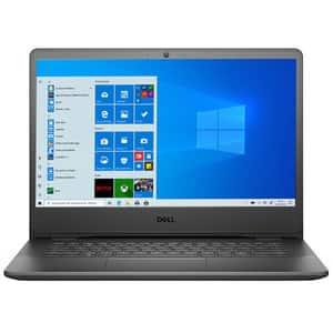 "Laptop DELL Vostro 3400, Intel Core i5-1135G7 pana la 4.2GHz, 14"" Full HD, 8GB, SSD 256GB, Intel Iris Xe Graphics, Windows 10 Pro, negru"