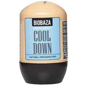 Deodorant roll-on BIOBAZA Cool Down, 50ml