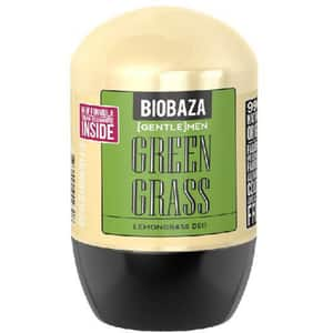 Deodorant roll-on BIOBAZA Green Grass, 50ml
