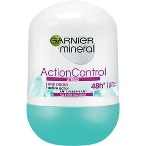 Deodorant roll-on GARNIER Mineral Action Control, 50ml