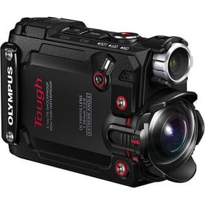 Camera video sport OLYMPUS TG-TRACKER, 4K, GPS, negru
