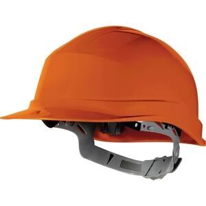 Casca de protectie DELTA PLUS Zircon, polietilena, portocaliu