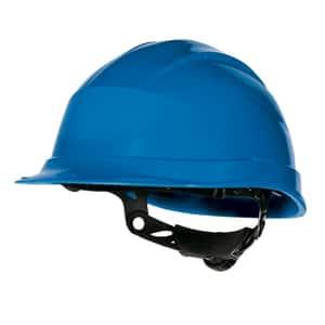 Casca de protectie DELTA PLUS Quartz Up III, polipropilena, albastru