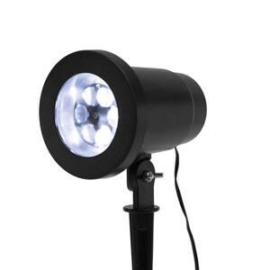 Proiector LED HOME DL IP 1, 3.6W, IP44, negru