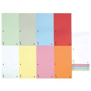 Separator DONAU, carton, 105 x 235 mm, 100 bucati, diverse culori