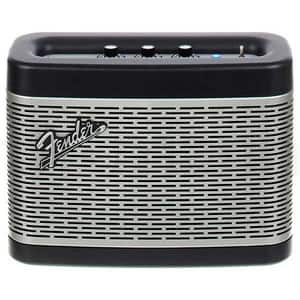 Boxa portabila FENDER Newport, Bluetooth, USB, Powerbank, negru