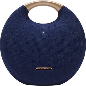 Boxa portabila HARMAN KARDON Onyx Studio 5, Bluetooth, 50W, albastru