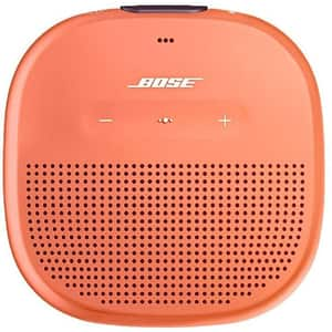 Boxa portabila BOSE Soundlink Micro, Bluetooth, Waterproof, portocaliu