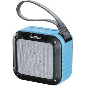 Boxa portabila HAMA Rockman-S R9173108, Bluetooth, Waterproof, albastru