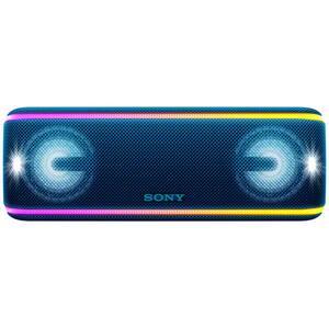 Boxa portabila SONY SRS-XB41L, Bluetooth, NFC, Wireless, EXTRA BASS, Party Booster, Waterproof, albastru