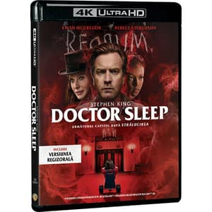Doctor Sleep Blu-ray 4K