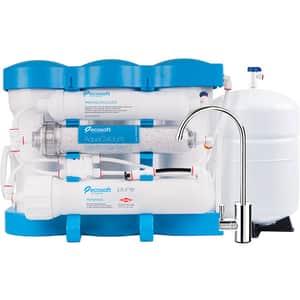 """Sistem filtrare cu osmoza inversa ECOSOFT P'Ure 6-50 Aquacalciumr, 0.2 l/min, 6 bar, 1/2"""", robinet + rezervor"""