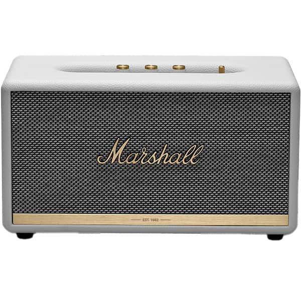 Boxa MARSHALL Stanmore II, 80W, Bluetooth, Jack 3.5mm, alb