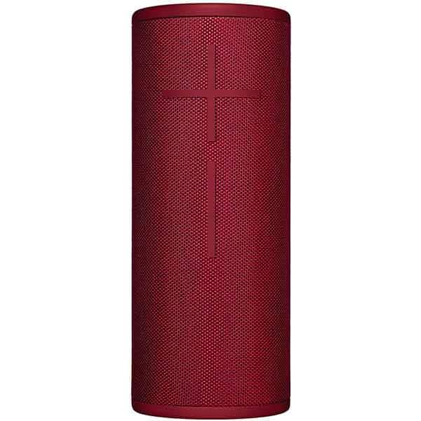 Boxa portabila ULTIMATE EARS Boom 3, 984-001364, Bluetooth, Waterproof, Sunet 360, Deep Bass, rosu