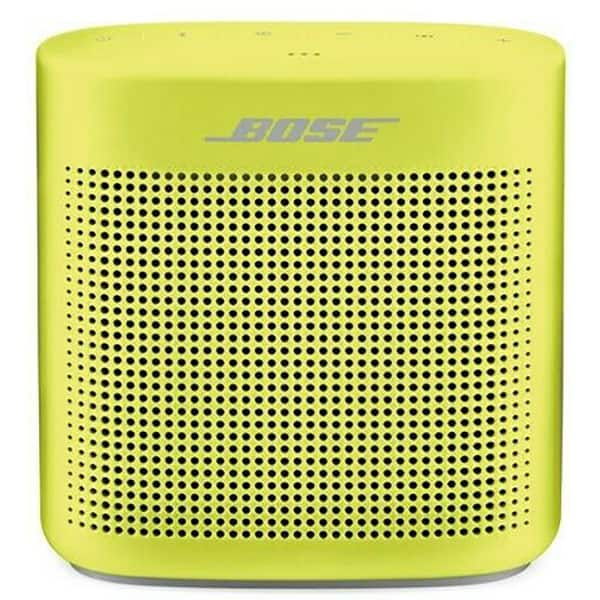 Boxa portabila BOSE Soundlink Color II, Bluetooth, Waterproof, galben
