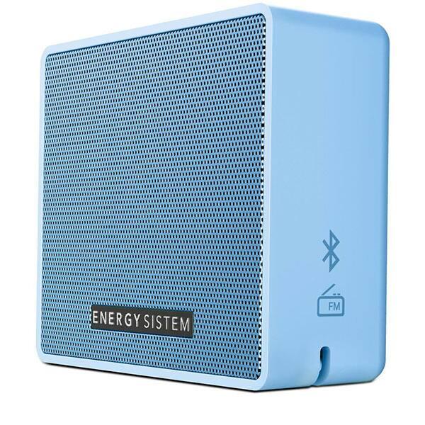 Boxa portabila ENERGY SISTEM Music Box 1+, ENS445950, Bluetooth, microSD, Radio FM, Sky