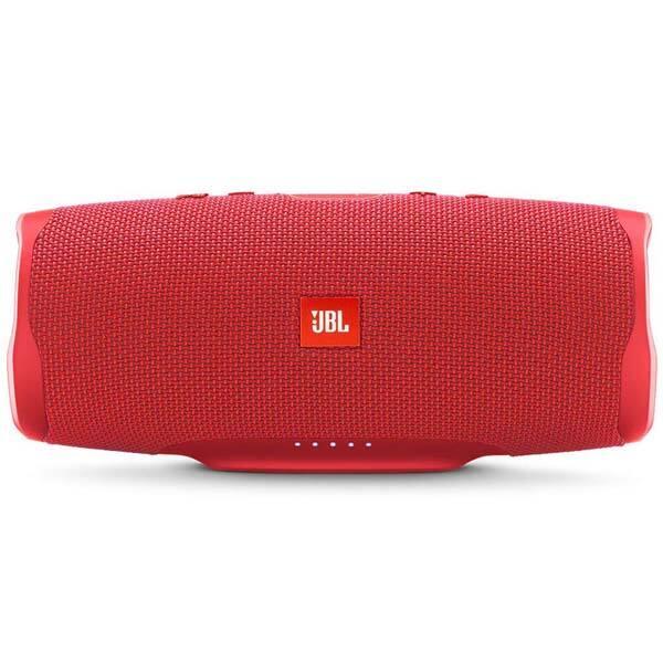 Boxa portabila JBL Charge 4, Bluetooth, Powerbank, Bass Radiator, Waterproof, rosu