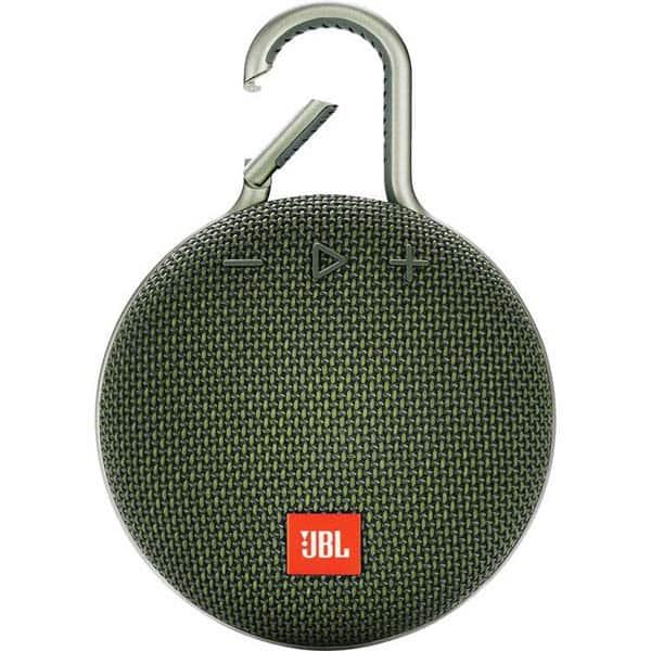 Boxa portabila JBL Clip 3, Bluetooth, Waterproof, verde