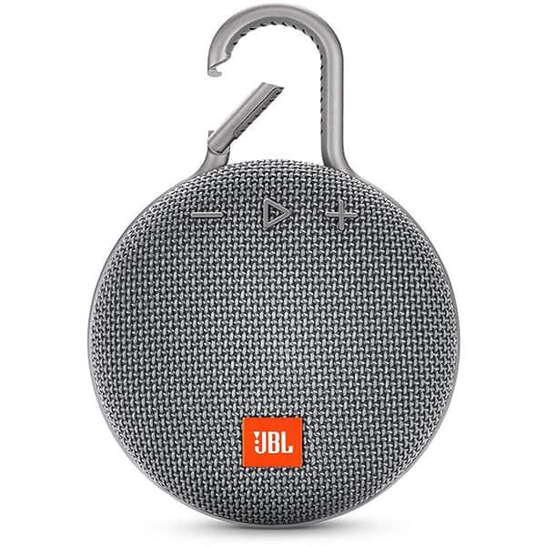 Boxa portabila JBL Clip 3, Bluetooth, Waterproof, gri
