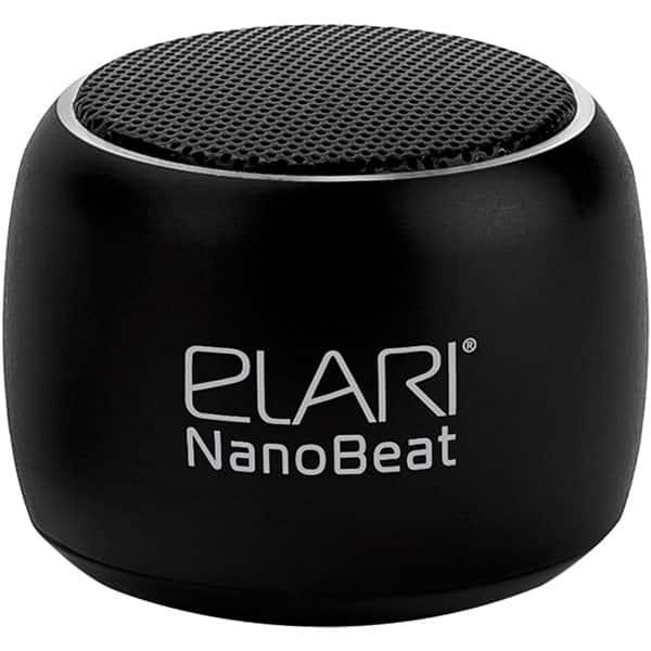Boxa portabila ELARI NanoBeat, Bluetooth, negru