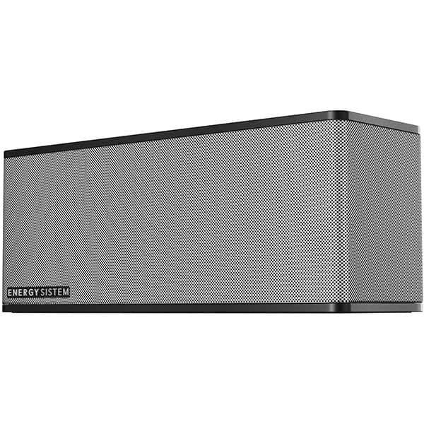 Boxa portabila ENERGY SISTEM Music Box 7+, ENS446575, Bluetooth, microSD, Radio FM, gri