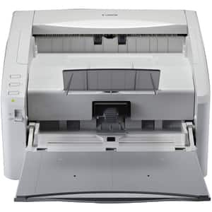Scanner Canon imageFORMULA DR-6010C, A4, USB, alb