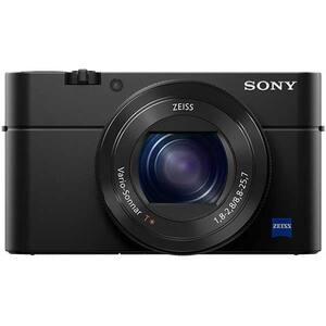 Camera foto digitala compacta SONY Cyber-shot DSC-RX100M4, 20.1 MP, Wi-Fi, negru