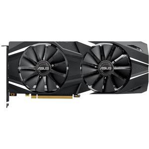 Placa video ASUS NVIDIA GeForce RTX 2070 DUAL O8G, 8GB GDDR6, 256bit, DUAL-RTX2070-O8G