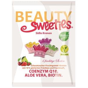 Jeleuri BEAUTY SWEETIES Coronita, 125g, 3 bucati