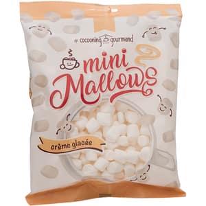 Minibezele DEBRON Mallous Creme Glace, 150g, 6 bucati