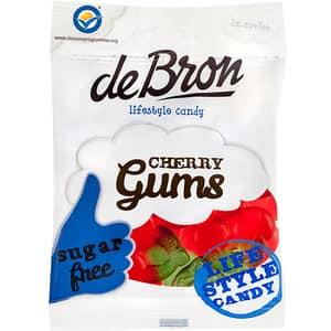 Jeleuri DEBRON Cherry, 90g, 4 bucati