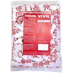 Drajeuri VIVIL Creme Life capsuni fara zahar, 1kg