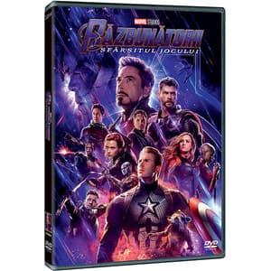 Avengers: Sfarsitul jocului DVD