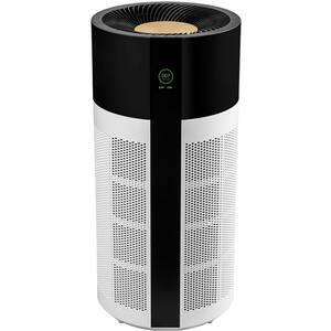 Purificator de aer DUUX Tube DXPU03, 3 trepte viteza, HEPA, Wi-Fi, negru