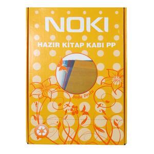Coperta carte NOKI, 100 bucati, transparent