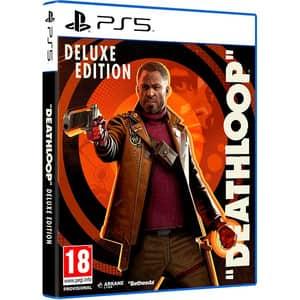Deathloop Deluxe Edition PS5