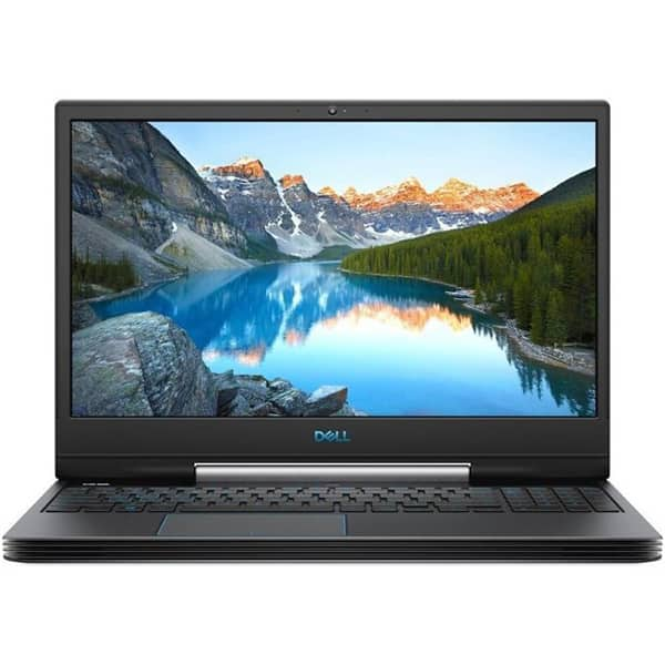 "Laptop Gaming DELL G5 5590, Intel Core i7-9750H pana la 4.5GHz, 15.6"" Full HD, 16GB, 1TB + SSD 256GB, NVIDIA GeForce GTX 1660 6GB, Ubuntu, negru"