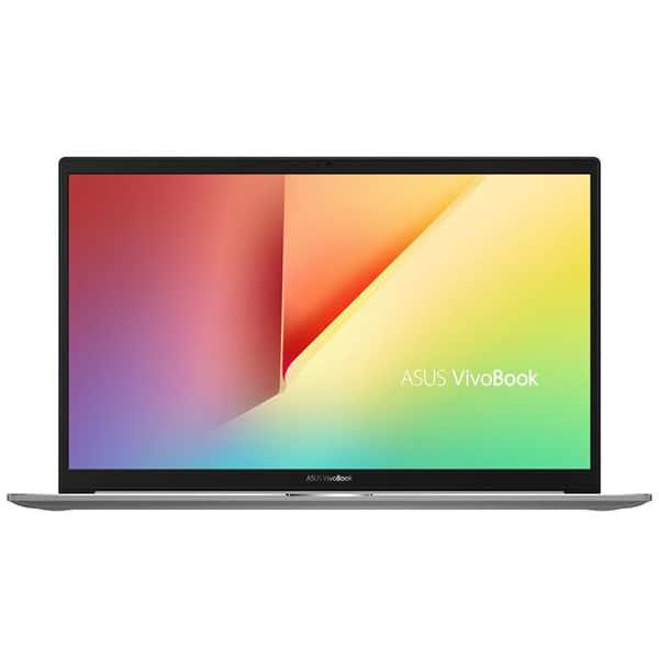 """Laptop ASUS VivoBook K533FL-EJ150, Intel Core i7-10510U pana la 4.9GHz, 15.6"""" Full HD, 8GB, SSD 512GB, NVIDIA GeForce MX250 2GB, Free DOS, alb"""