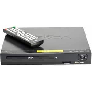 DVD Player E-BODA DVX mini 60 USB, negru