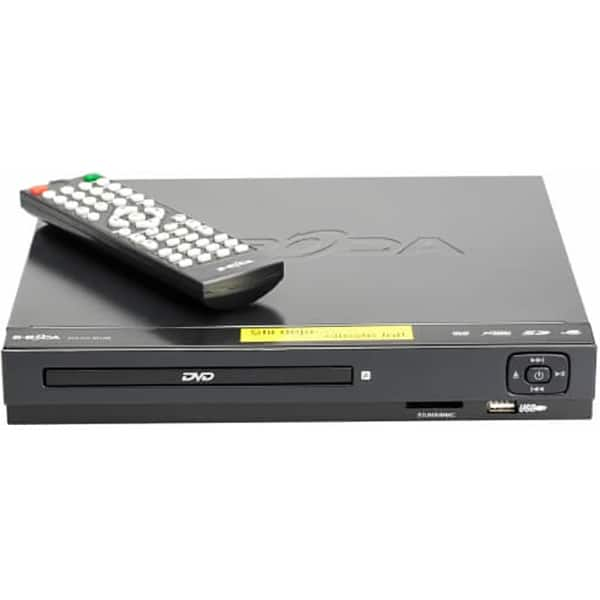 DVD Player E-BODA DVX mini 60 USB, negru